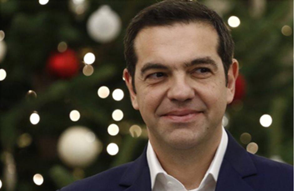 Χρονιά ορόσημο για την Ελλάδα το 2018, το μήνυμα Τσίπρα