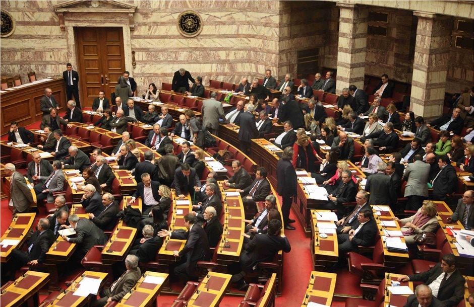 Kυβερνητικοί κλυδωνισμοί στην ψήφιση του πολυνομοσχεδίου