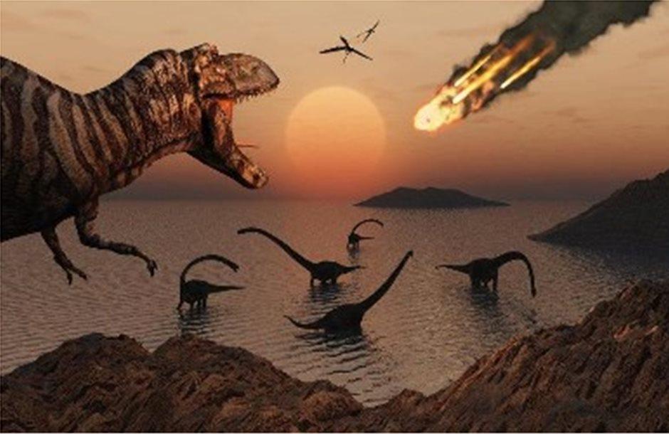 Εκρήξεις ηφαιστείων εξαφάνισαν τους δεινόσαυρους