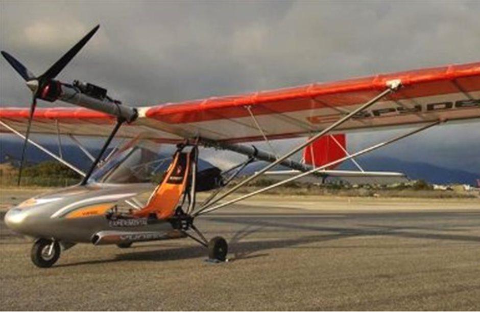 Πωλείται έναντι 35.000 ευρώ το πρώτο ηλεκτροκίνητο αεροσκάφος