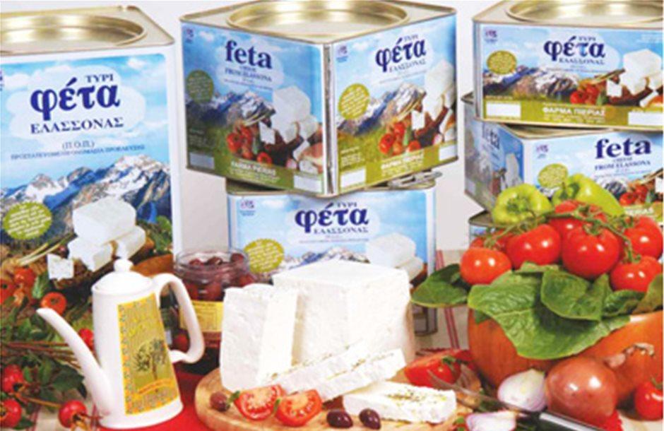 Ελληνο-καναδική σύρραξη για την ελληνική φέτα