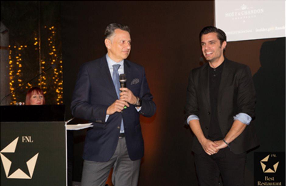 Η Kaiser χορηγός των FNL Best Restaurant Awards 2017