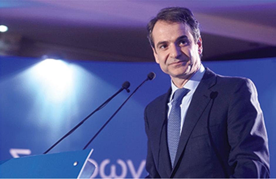 Τον πυρήνα του εθνικού σχεδίου της Νέας ∆ηµοκρατίας περιγράφει αποκλειστικά στην Agrenda ο Κ. Μητσοτάκης