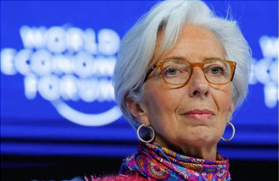 Δεν ανησυχεί η Λαγκάρντ για τις διακυμάνσεις στις αγορές