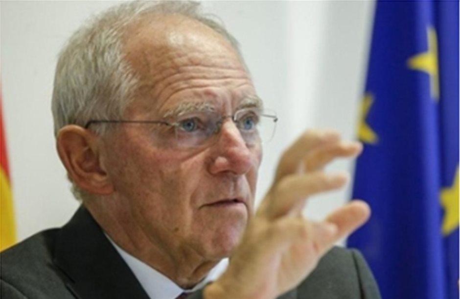 Ο Σόιμπλε θέλει μετατροπή του ESM σε Ευρωπαϊκό Νομισματικό Ταμείο