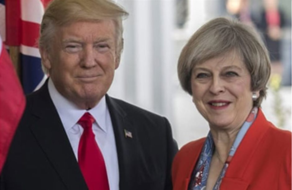G7: Δεν θα υπάρξει επίσημη διμερής συνάντηση Μέι-Τραμπ