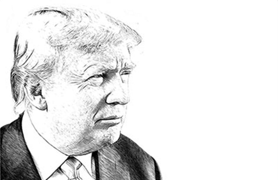 Ντόναλντ Τζον Τραμπ: Σε πουλάει και σ' αγοράζει