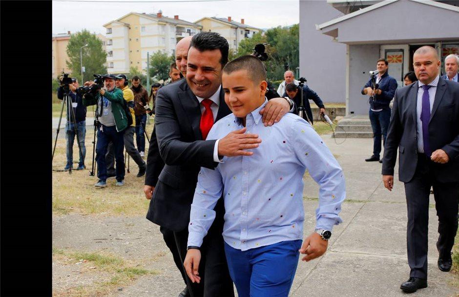 Σκόπια: Στις 30 Σεπτεμβρίου το δημοψήφισμα