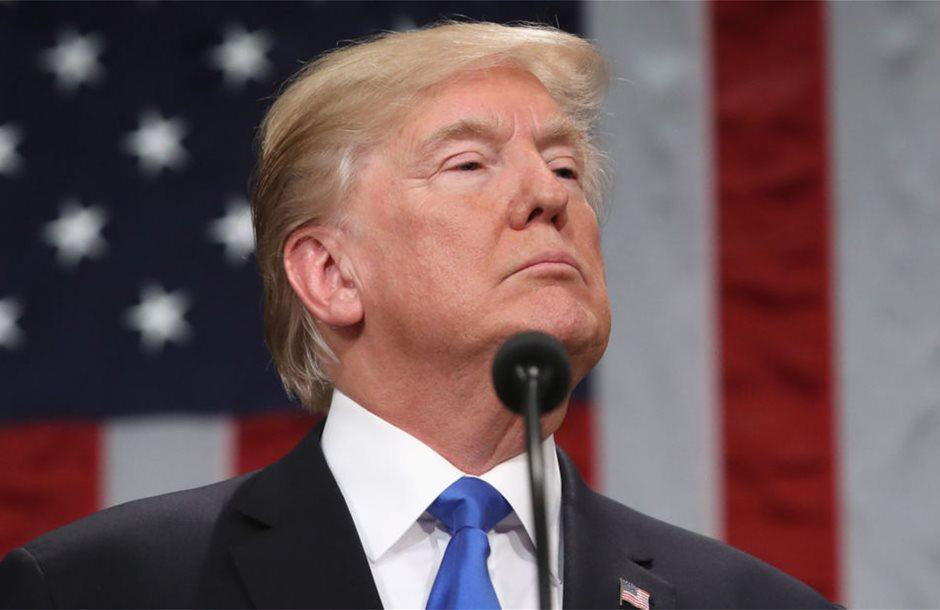 Άναψε το «φιτίλι» ο Τραμπ με την επιβολή δασμών σε χάλυβα-αλουμίνιο
