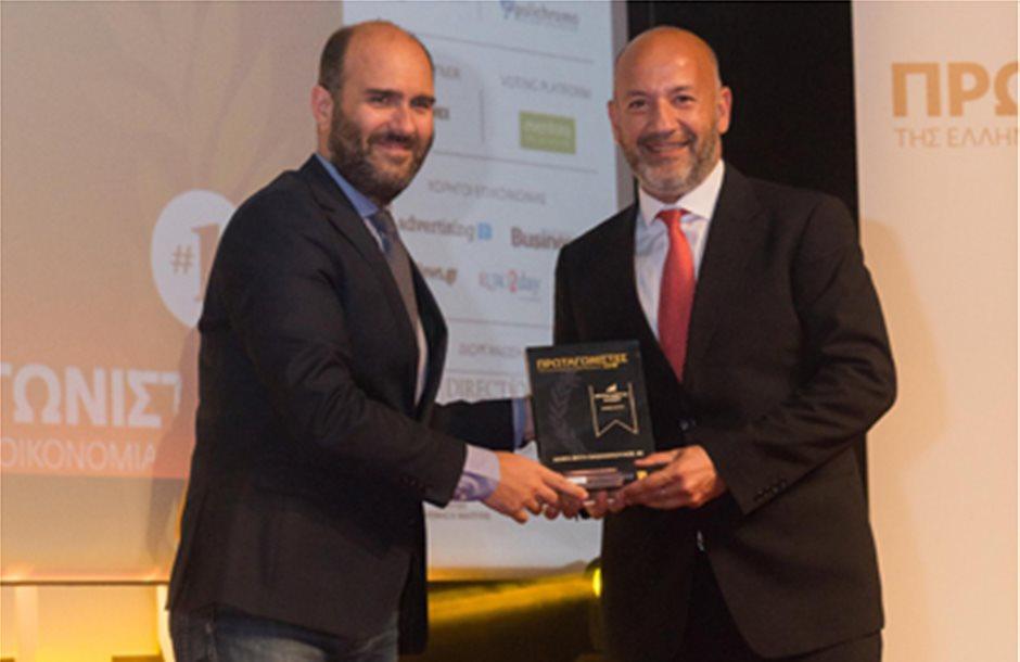 Δύο βραβεία για την ΑΒ Βασιλόπουλος στα Famous Brands