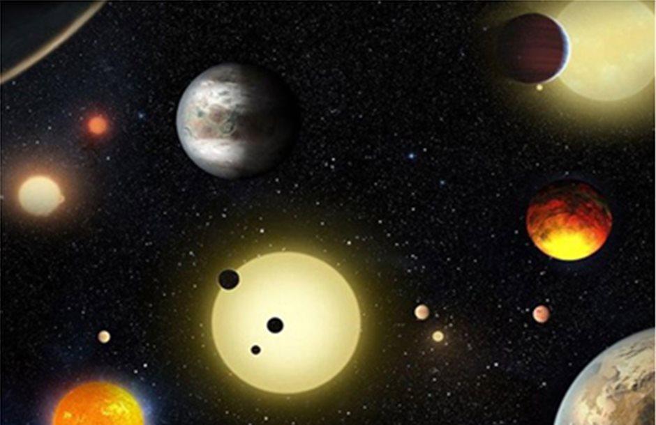 Bρέθηκαν για πρώτη φορά ενδείξεις εξωπλανητών σε άλλο γαλαξία