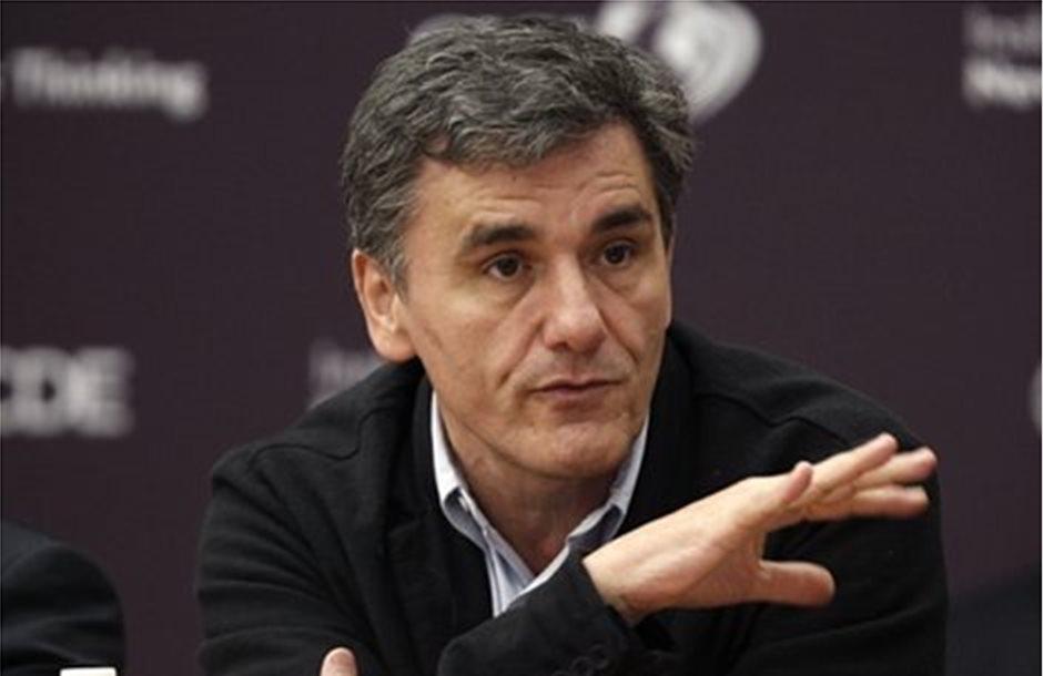 Δεν υπάρχει θέμα AQR για τις ελληνικές τράπεζες, τονίζει ο Τσακαλώτος