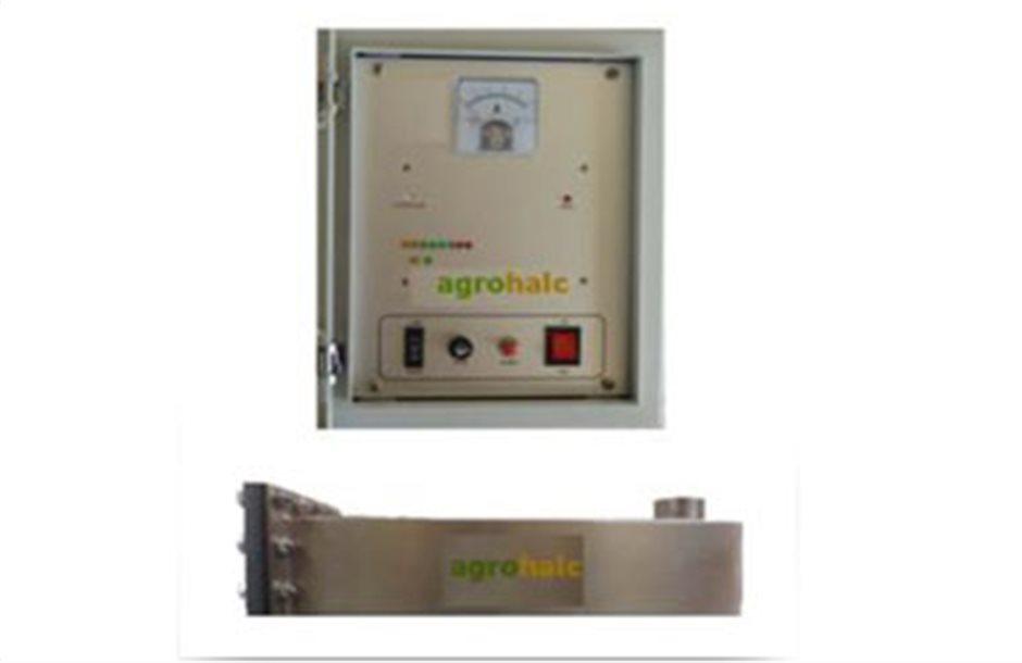 Νέα, εξελιγμένη συσκευή ενίσχυσης ψεκασμών agrohalc