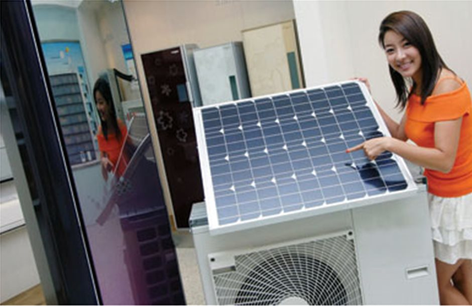 Φωτοβολταϊκά και στον κλιματισμό