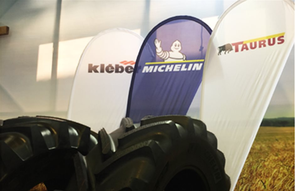 Οι λύσεις της Michelin για βιώσιμες καλλιέργειες