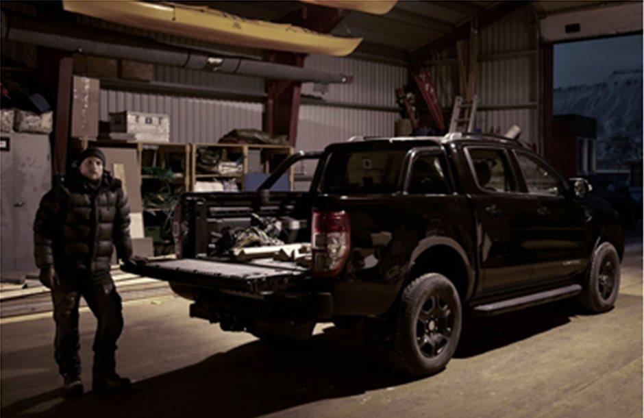 Η ειδική έκδοση του Ford Ranger στο σκοτεινό Svalbard