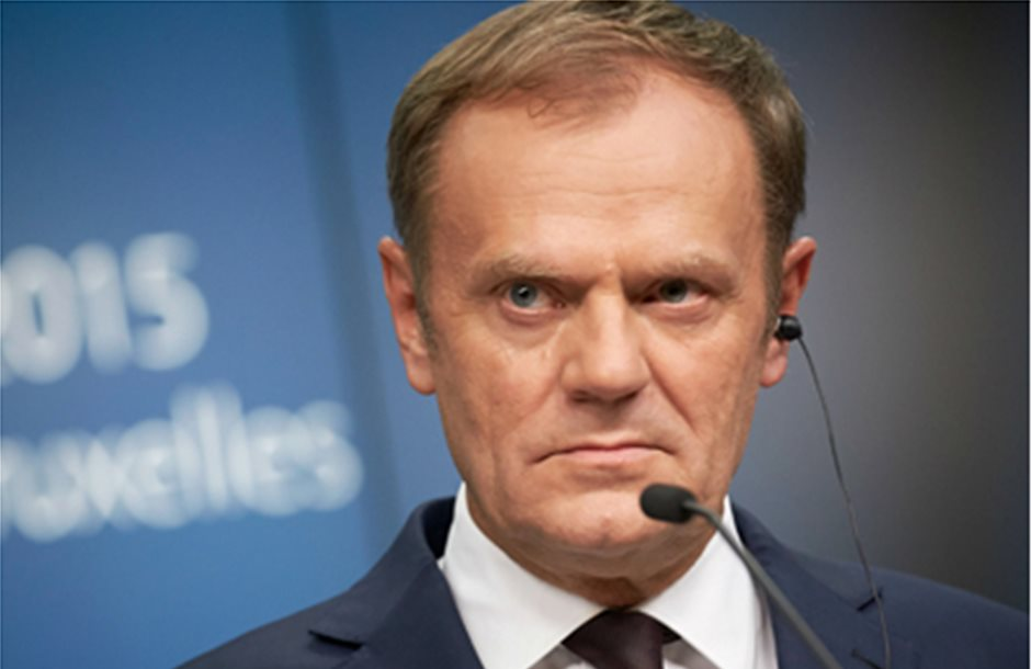 Εξοργισμένος με το Brexit δηλώνει ο Τουσκ