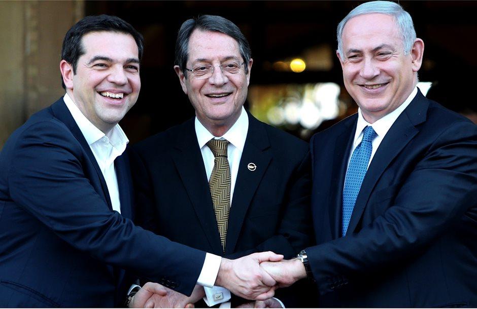 tsipras-anastasiades-netaniahu