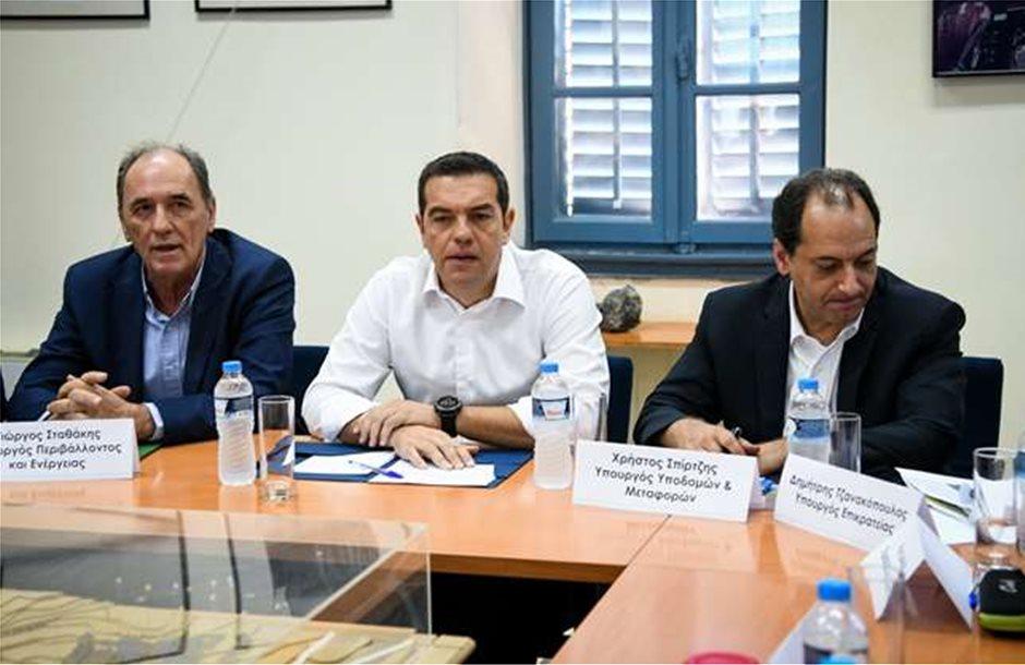 Με 20 παρεμβάσεις Τσίπρα η προστασία του δομημένου περιβάλλοντος