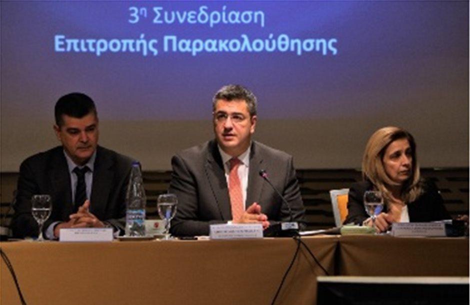 Νέα έργα 185 εκατ. μέσω ΕΣΠΑ στην Κεντρική Μακεδονία