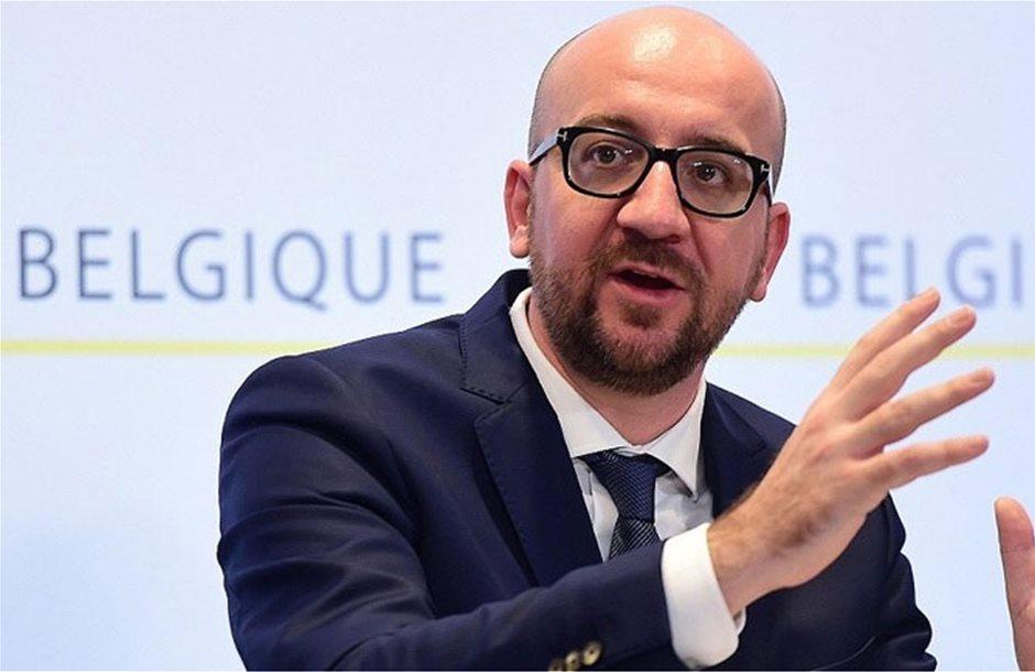 Επιβεβαιώνουμε την αλληλεγγύη στην Ελλάδα λέει ο Βέλγος πρωθυπουργός