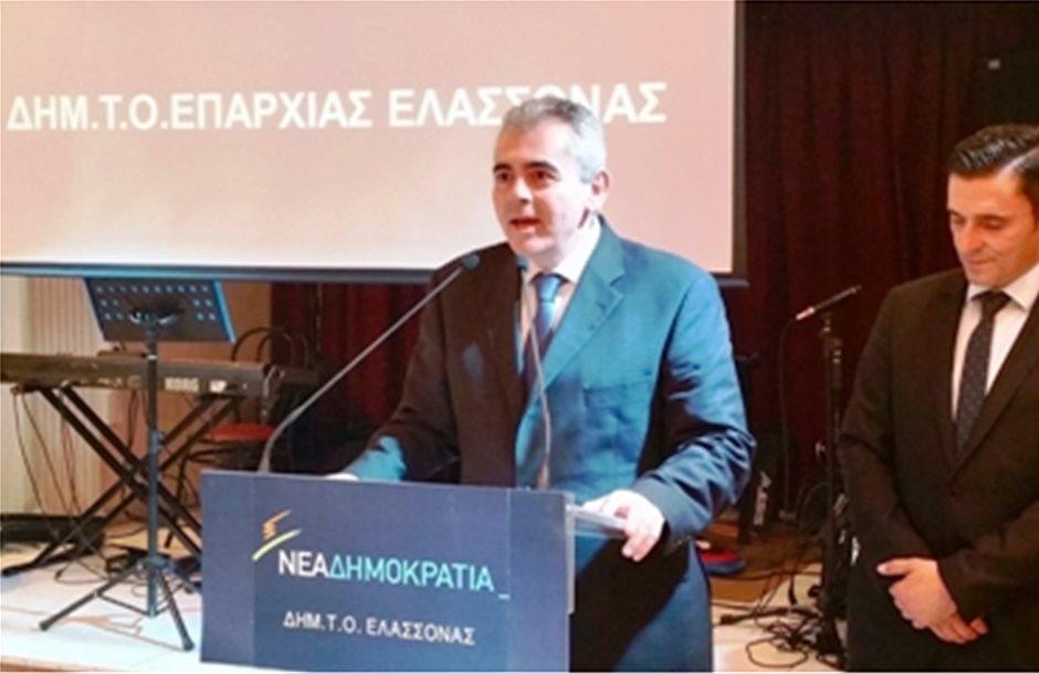 Μάξιμος Χαρακόπουλος: Τα αμίλητο νερό ήπιε ο Αποστόλου για τις τιμές στο γάλα