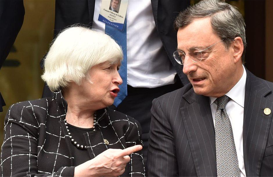 Καθοριστικό το 48ωρο των συναντήσεων των κεντρικών τραπεζιτών